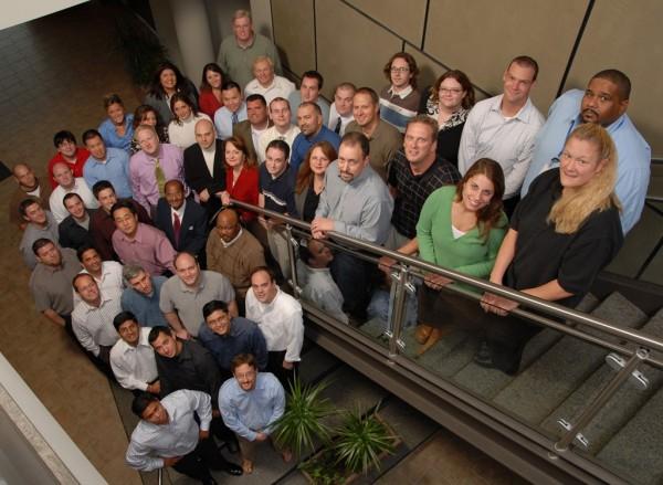 2007 Vizioncore Chicago crew
