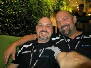 Scott en David