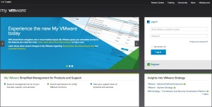 My Vmware Login